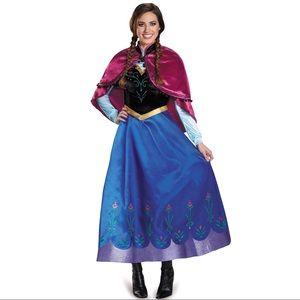 Frozen Traveling Anna Costume